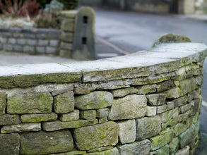 Architectural Antiques of Yorkshire - Coping
