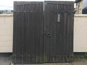 Architectural Antiques of Yorkshire - Doors
