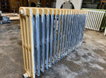 Victorian 4 Column Cast Iron Radiator 20 Sections