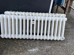 Victorian Cast Iron Radiator 18 Sections