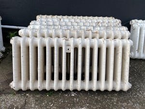 Victorian Cast Iron Radiator 15 Sections
