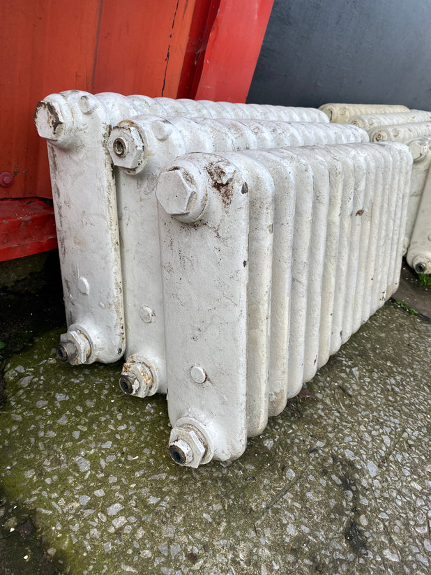Victorian Cast Iron Radiator 14 Sections