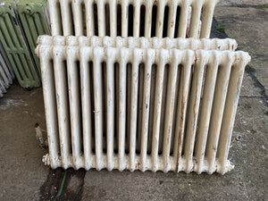 Victorian Cast Iron Radiator 16 Sections