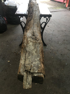 Reclaimed Old Oak Beam 200 Year Old From Yorkshire Farmhouse