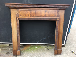 Victorian 'Waring & Gillow' Fire Surround