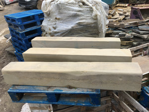 Reclaimed Yorkshire Stone Steps Sandblasted