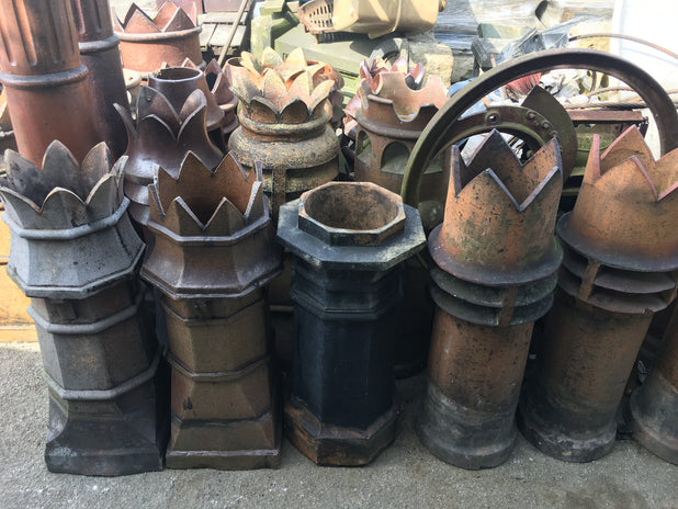 Victorian Chimney Pots Large Variety