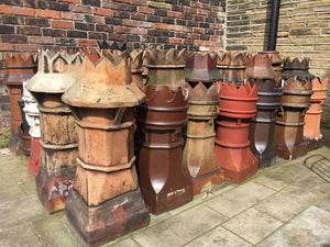 Selection Of Chimney Pots