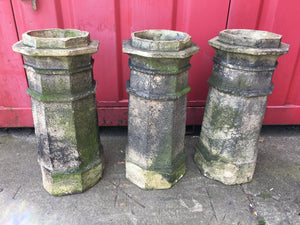 RECLAIMED VICTORIAN CHIMNEY POTS VARIOUS STYLES AVAILABLE