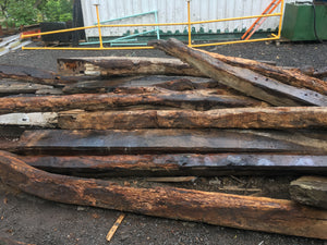 Reclaimed Antique Oak Beams