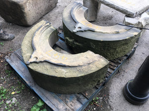 Pair Of Victorian Yorkshire Stone Arch's