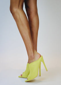 Lime Mules