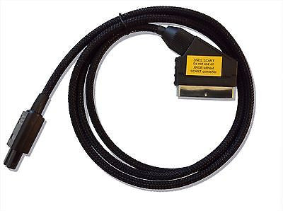 PAL Gamecube RGB SCART cable