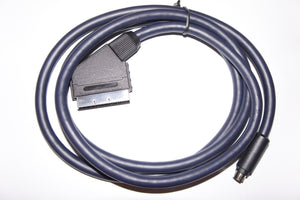 SCART male to XRGB Mini Framemeister cable - Pro Coaxial Multicore for switch boxes