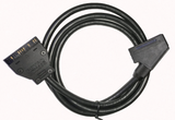 34 Pin Scart adaptor for Sony RGB compatible TVs.