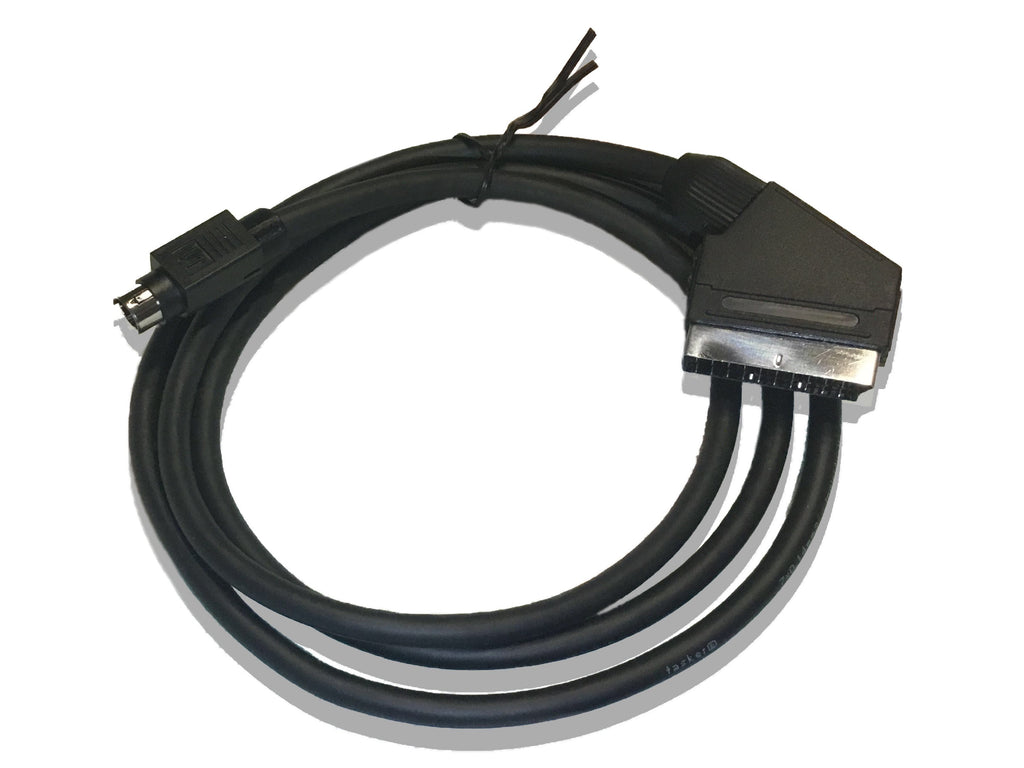 Genesis 2 32X/CDX RGB SCART cable with csync