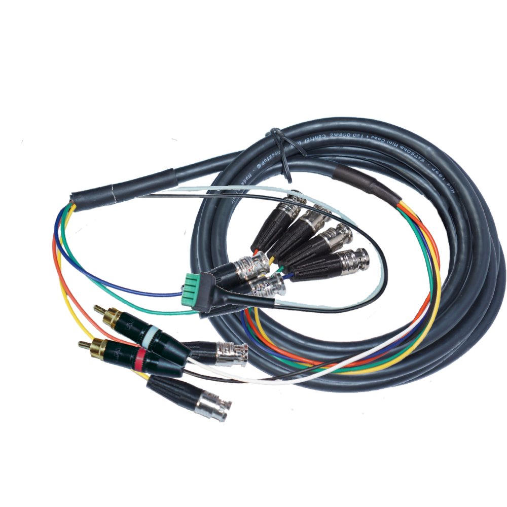 Custom BNC Cable Builder - Customer's Product with price 80.00 ID AR-WIUOF2Fq2XQR6S8RQklnd