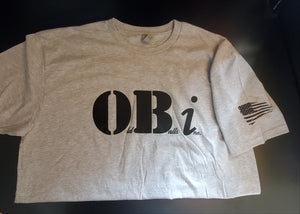 OBi T-SHIRT - DESIGN 1 (MEN'S)