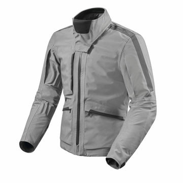 REV'IT! Ridge GTX Textile Motorcycle Jacket - Grey