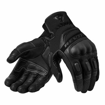 REV'IT! Dirt 3 Motorcycle Gloves Black