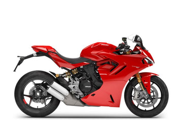 2021 Ducati Supersport 950 S Red
