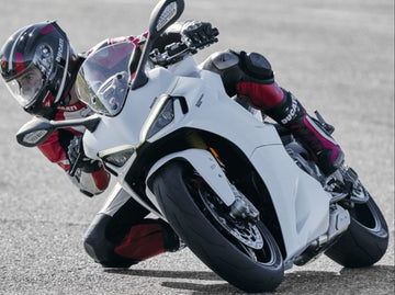 2021 Ducati Supersport 950 S White
