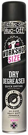 Muc-Off Motorcycle Dry Chain Degreaser Workshop Size 750ML