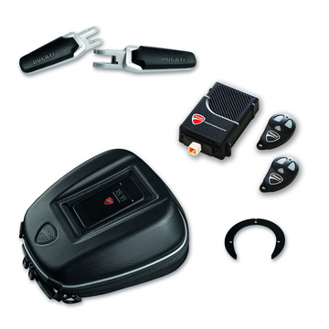 Ducati SuperSport Urban Accessory Package (97980462A)