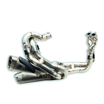 Ducati Streetfighter V4 Complete Titanium Exhaust System (96481651AA)