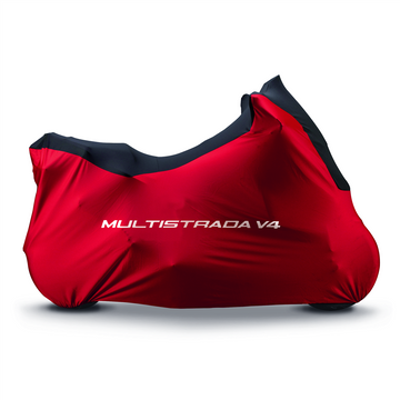 Ducati Multistrada V4 Indoor Motorcycle Dust Cover (96781581AA)