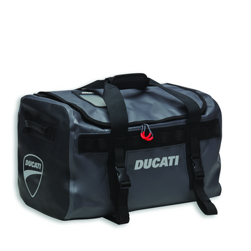 Ducati Multistrada V4 Rear Bag for Passenger Seat or Luggage Rack (96781661AA)