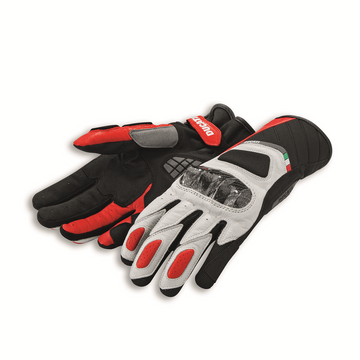 Ducati Sport C3 Gloves by SPIDI