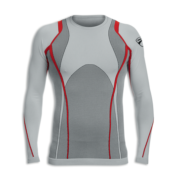 Ducati Seamless Long Sleeve Cool Down Under Shirt
