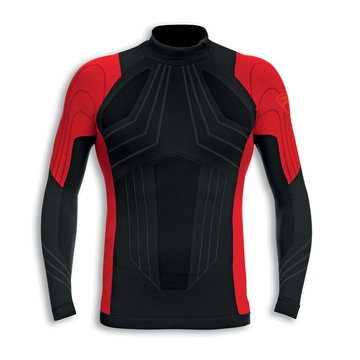 Ducati Seamless Long Sleeve Warm Up Thermal Under Shirt