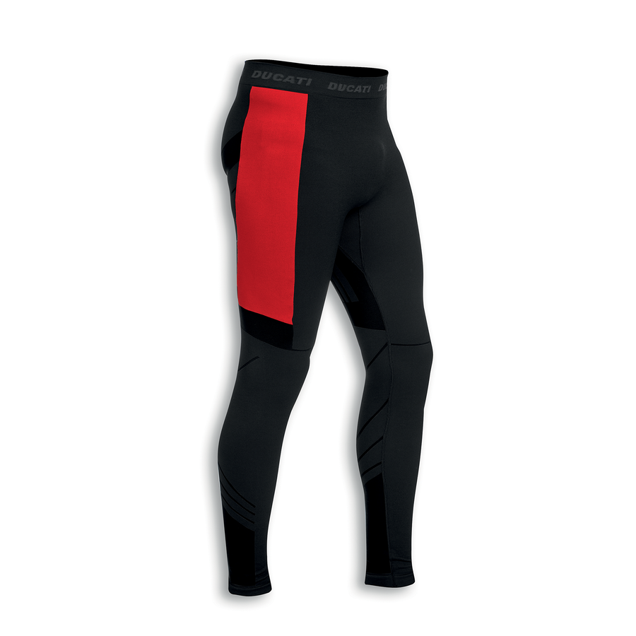 Ducati Seamless Warm Up Long Thermal Under Pants