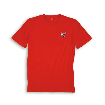 Ducati Mens Corsa Basic Short Sleeve T-shirt