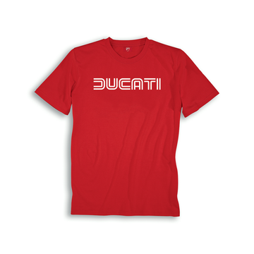 Ducati Ducatiana 80's Retro Short Sleeve T-shirt