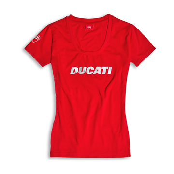 Ducati Women's Ducatiana Short Sleeve T-Shirt