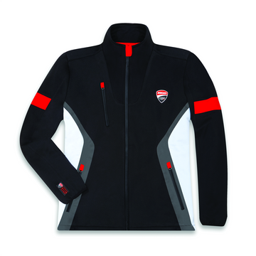 Ducati Corse 19 DC Power Fleece Jacket