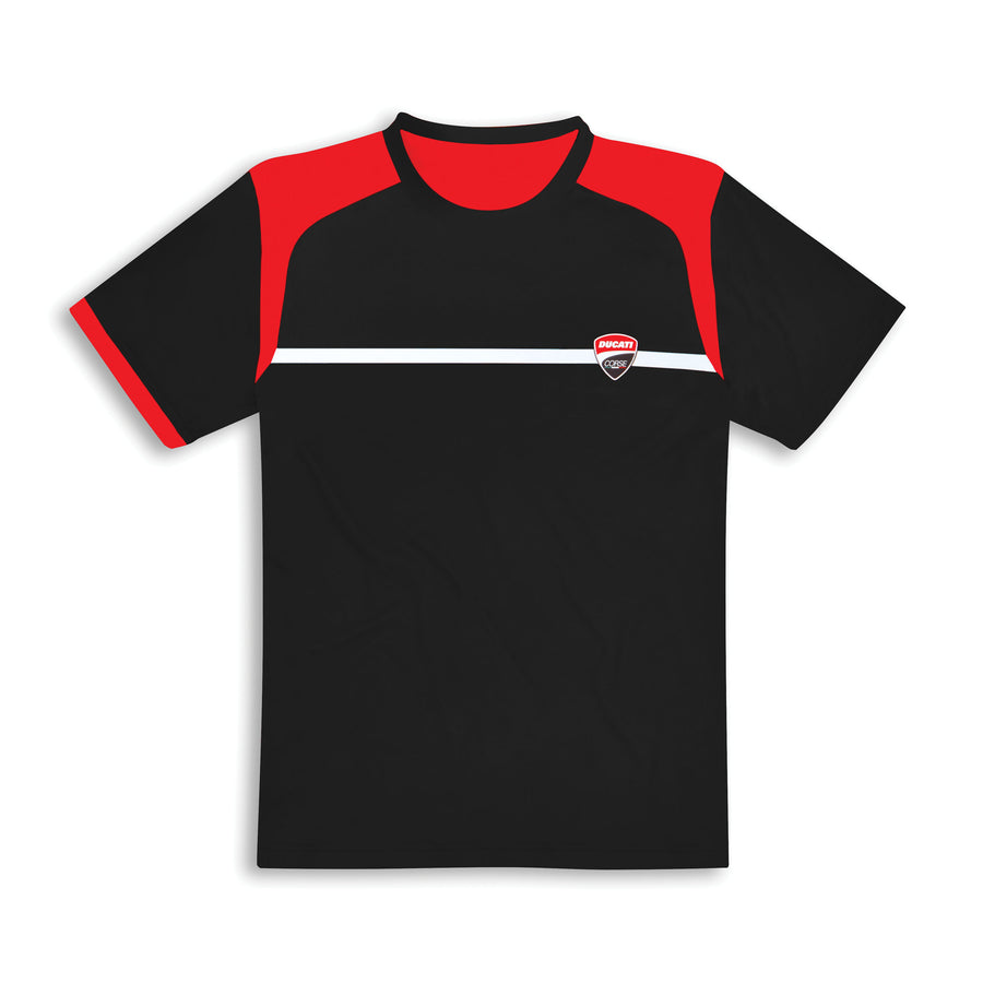 Ducati Mens Corse 19 DC Short Sleeve T-Shirt