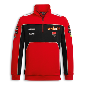 Ducati Corse SBK 19 Team Replica Sweatshirt Small 987700157