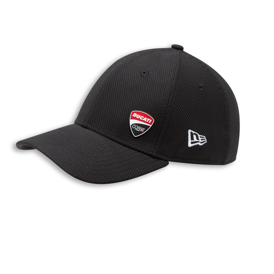 Ducati Corse DC Diamond Adjustable Hat by New Era (Black)