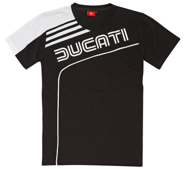 Ducati 77 Retro Short Sleeve T-Shirt