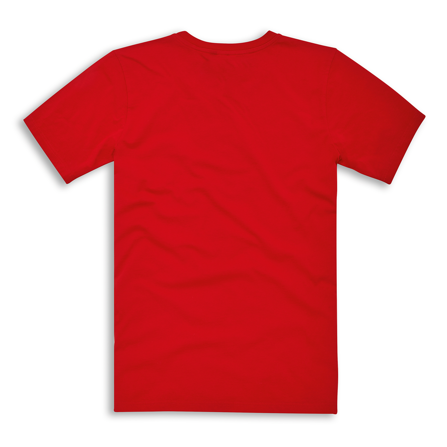 Ducati Vertical Graphic Short Sleeve T-Shirt