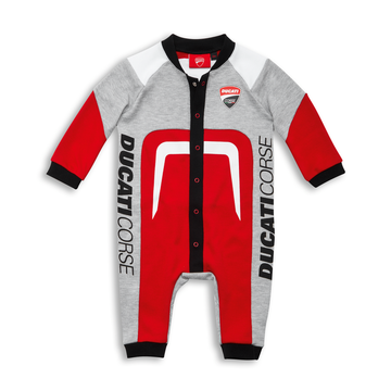 Ducati Corse DC Sport Baby One Piece Sleepsuit