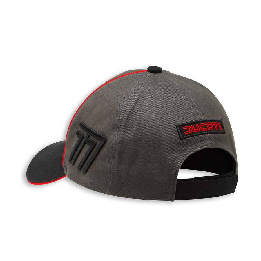 Ducati Retro 77 Adjustable Hat