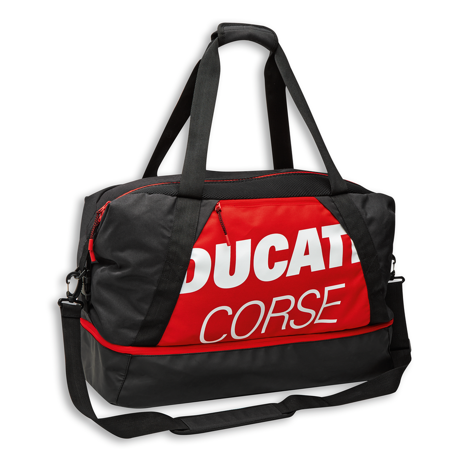 Ducati Corse Freetime Gym Duffle Bag