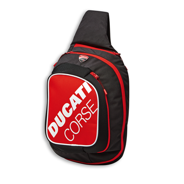 Ducati Corse Freetime Shoulder Bag