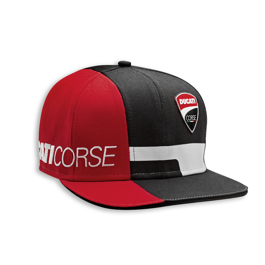 Ducati Corse DC Track Snap Back Hat