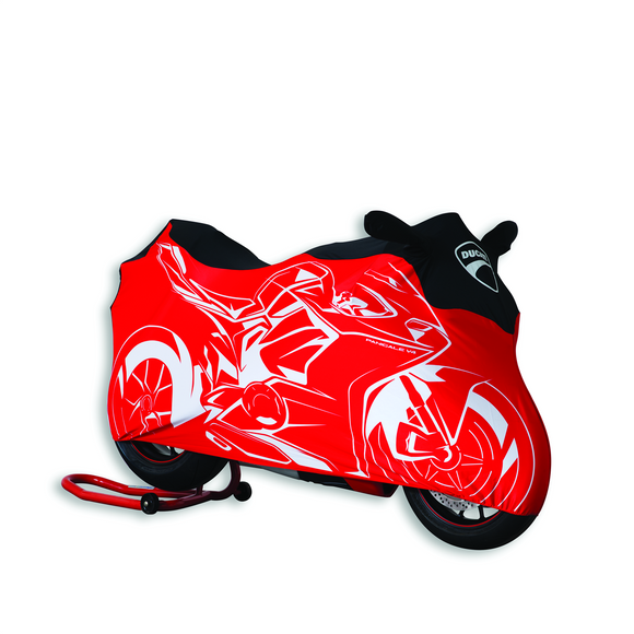 Ducati Panigale V4 Indoor Motorcyle Cover (97580091A)